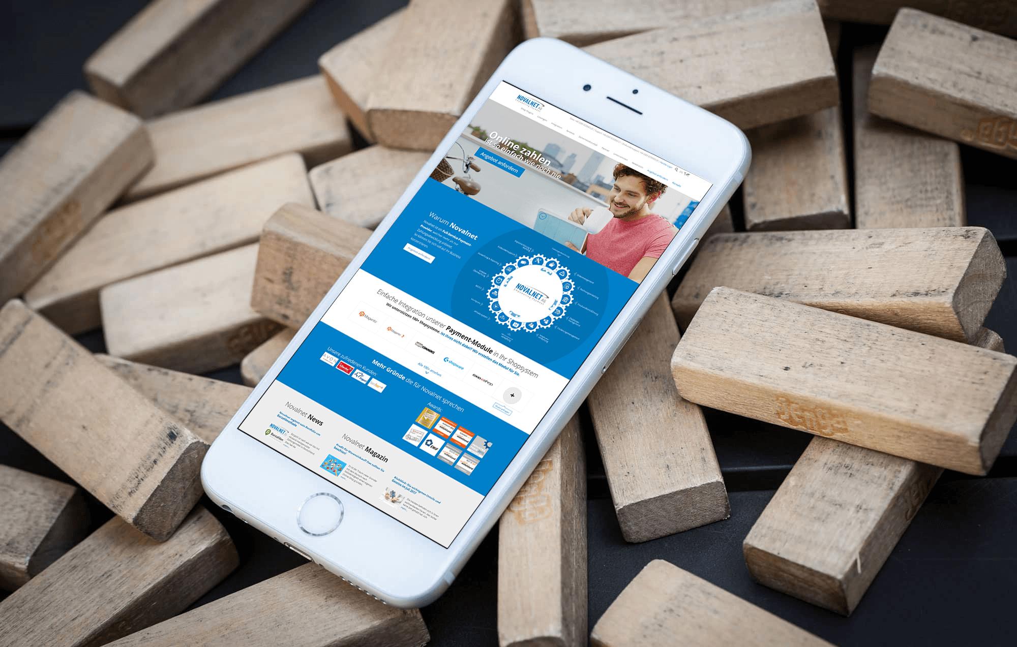 Novalnet_BrandCrock-portfolio-home-iphone