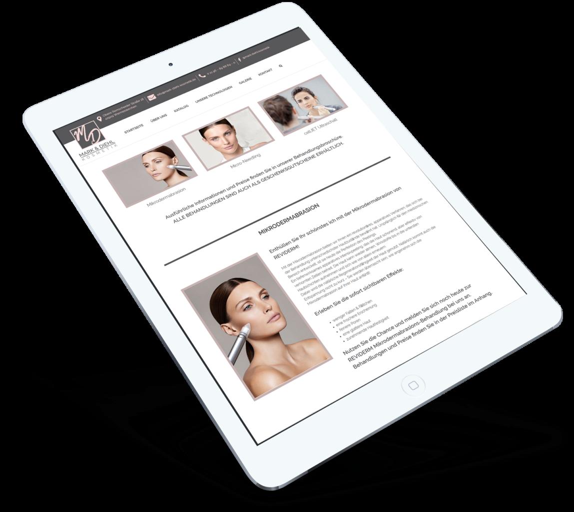 Brandcrock-Mark & Diehl-BrandCrock-portfolio-our tech-ipad