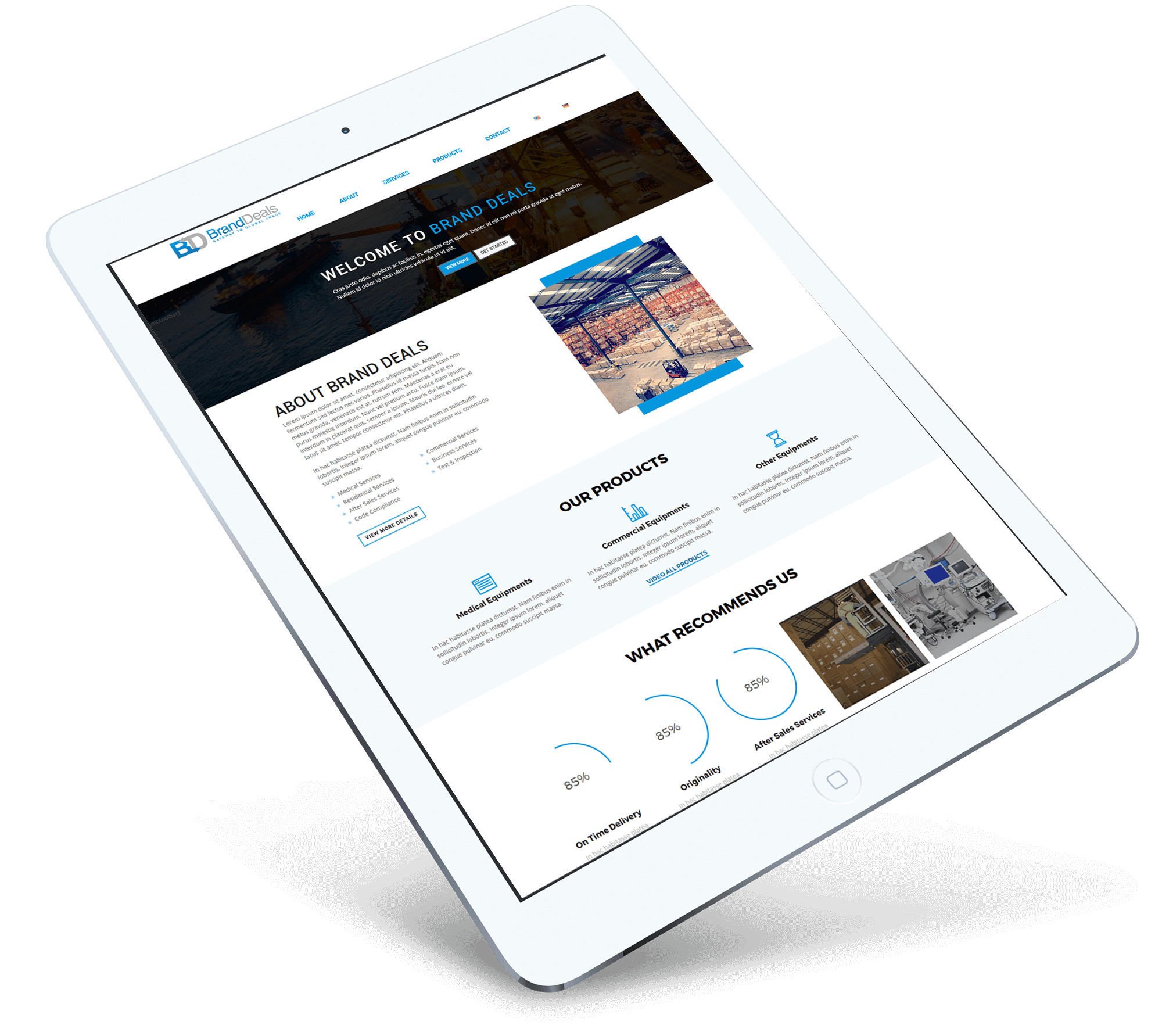 Brandcrock-BrandDeals-BrandCrock-portfolio-about company-ipad