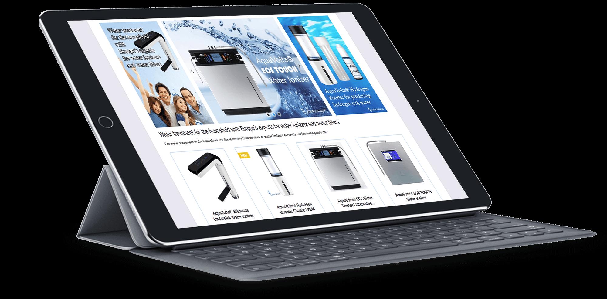 Brandcrock-Aquacentrum-BrandCrock-portfolio-water treatment-ipad