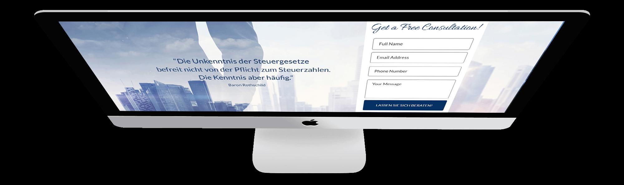 Rottger & Partner-BrandCrock-portfolio-free consultation-imac