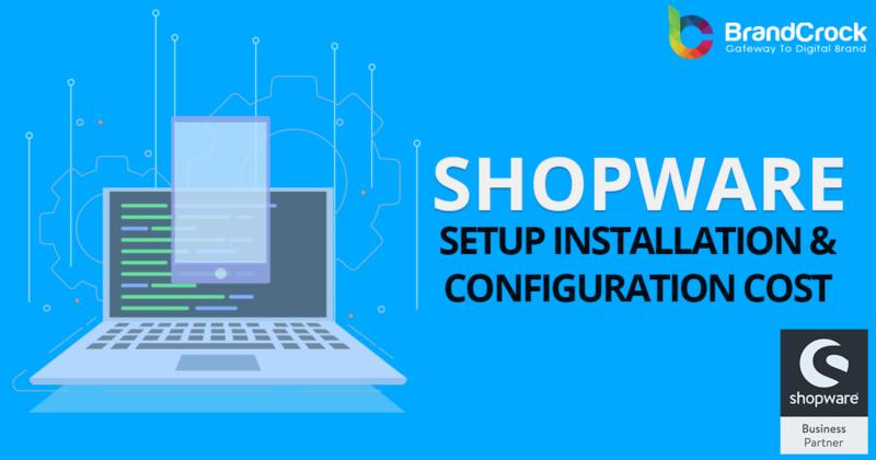 shopware setup installation