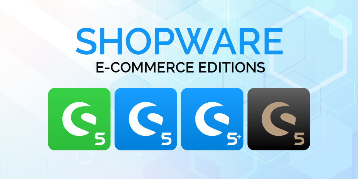 Brandcrock-Shopware e-commerce Editions