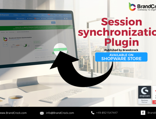 Shopware Plugin Session Synchronisatie