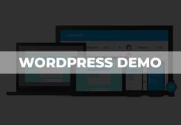 Wordpress Demos