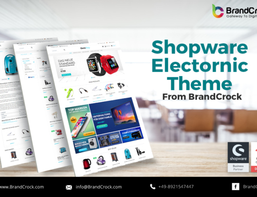 Theme Tech Electro Responsive Shopware