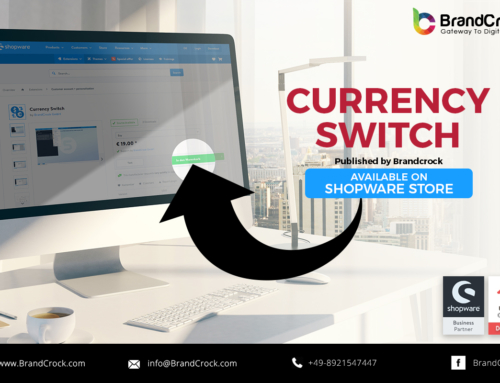 Shopware Plugin Currency Switch