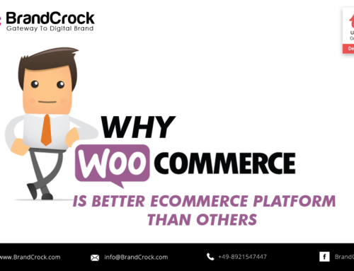 why woocommerce is better ecommerce platform than others?