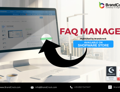 Shopware Plugin FAQ Gestionnaire